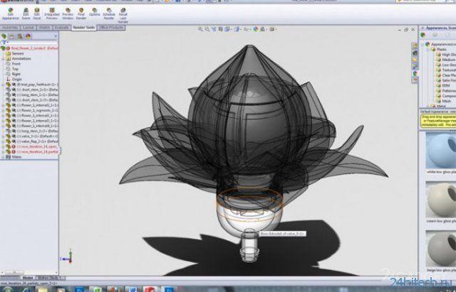 Первый в мире надувной 3D-принт (2 фото + видео)