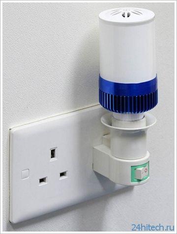 Портативная лампа с Bluetooth-динамиком
