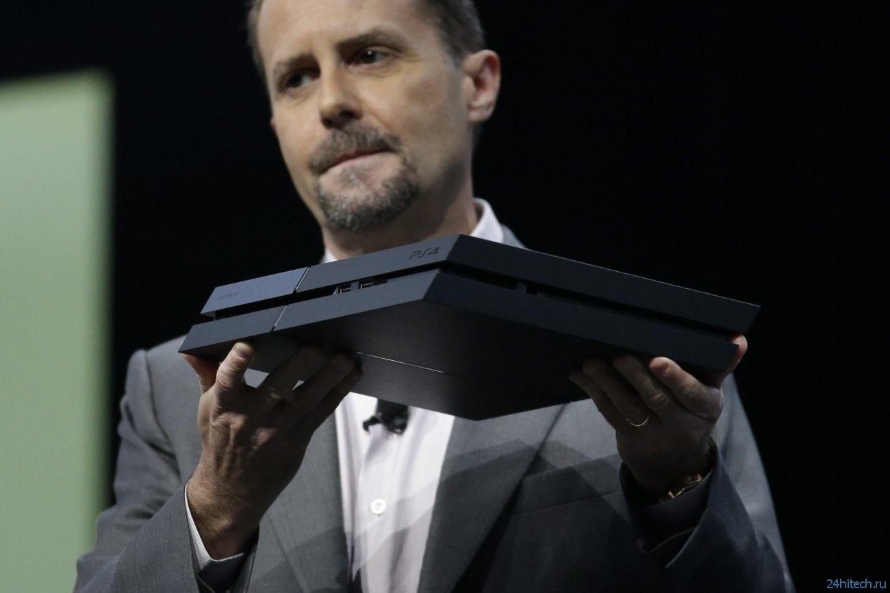 Продажи Playstation 4 перевалили за 5 миллионов