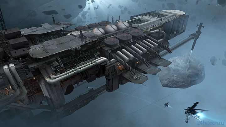 Разработчики Star Citizen и Kingdom Come: Deliverance обменяются технологиями