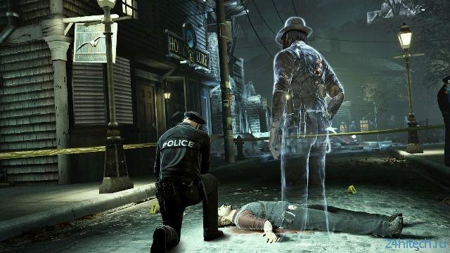 Релиз Murdered: Soul Suspect состоится в июне