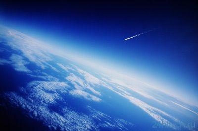 Российский спутник успешно сгорел в атмосфере