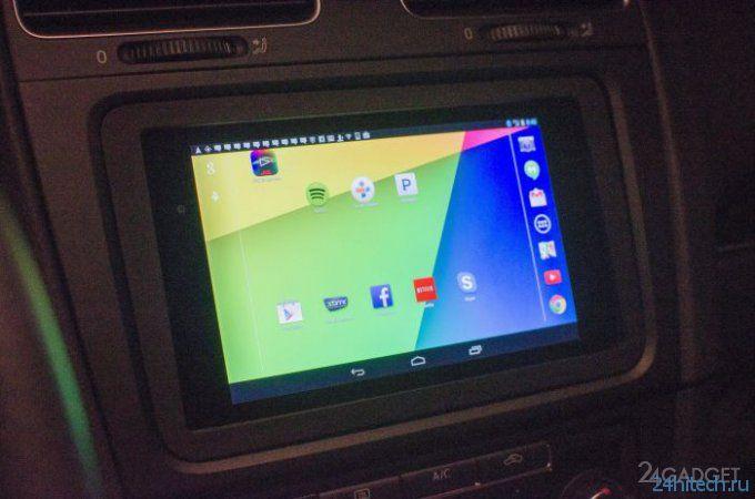 Самодельный мультимедийный автомобильный компьютер (12 фото)