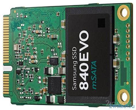 Самый ёмкий в мире mSATA SSD накопитель поступает в продажу