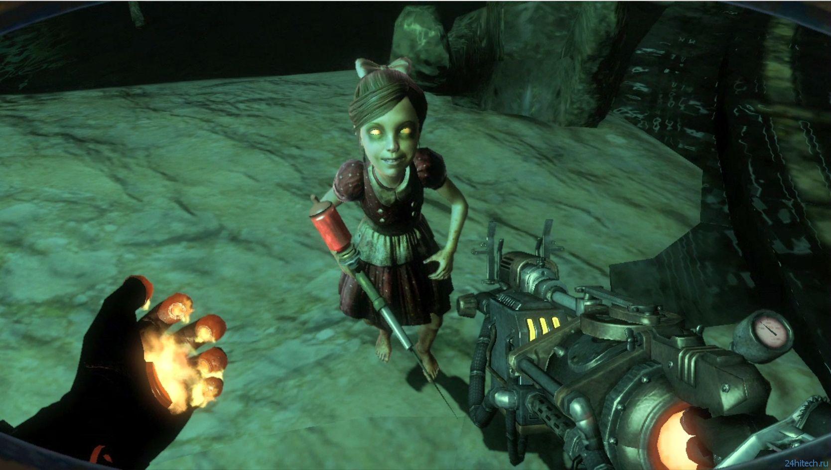 Серия BioShock не завершится с закрытием Irrational Games