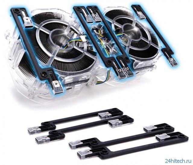 Система водяного охлаждения ZALMAN Reserator 3 Max Dual представлена официально