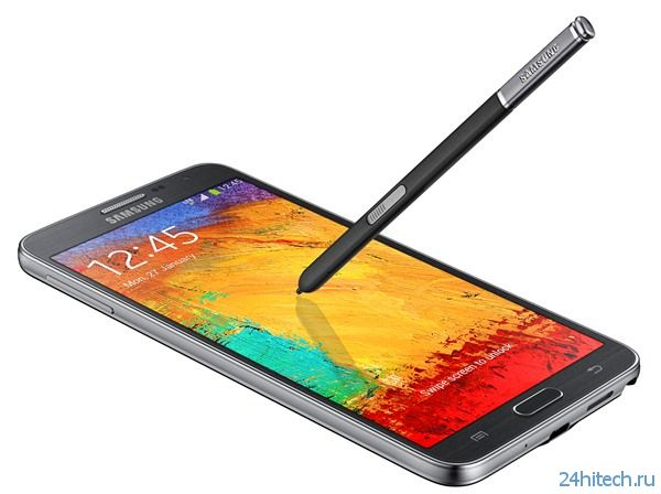 Смартфон Samsung Galaxy Note 3 Neo анонсирован официально