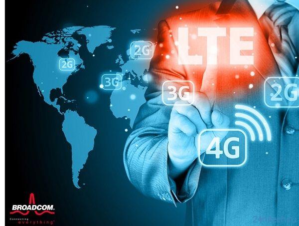 Смартфоны на новой LTE-платформе Broadcom будут стоить до 0