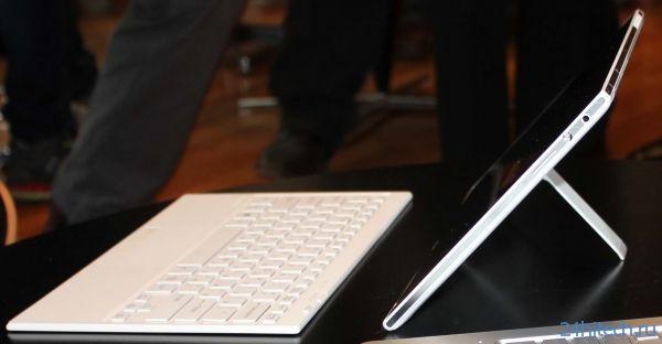 Sony представила самый тонкий планшет-лаптоп на Windows 8
