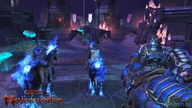 Состоялся официальный релиз русской версии Neverwinter Online