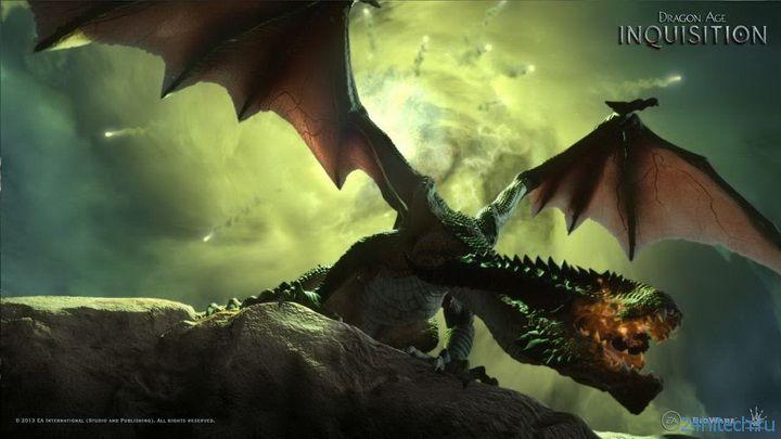 В Dragon Age: Inquisition может появиться мультиплеер