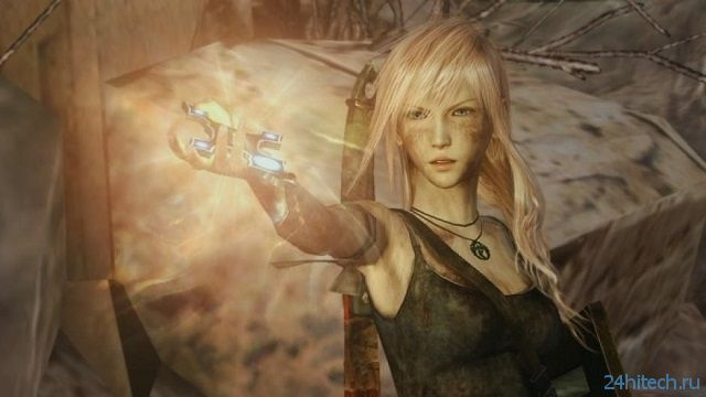 В Lightning Returns: Final Fantasy XIII добавят костюм Лары Крофт