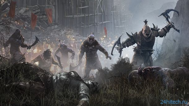 В Middle-earth: Shadow of Mordor не будет мультиплеера и кооператива
