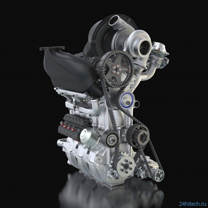 В Nissan создан 1,5-литровый двигатель мощностью 400 лошадиных сил