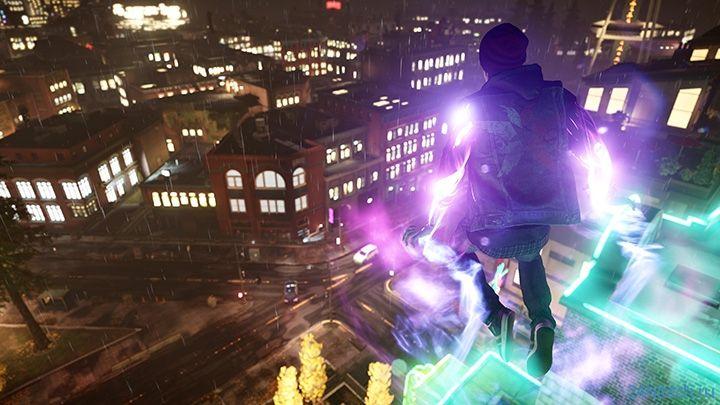 В России открылись предзаказы PS4-эксклюзива Infamous: Second Son