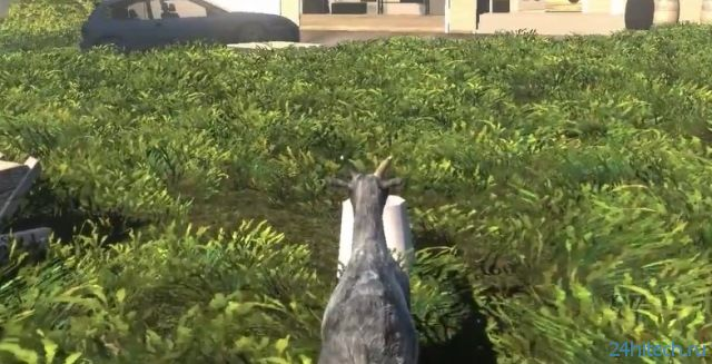 В Steam выйдет симулятор козла