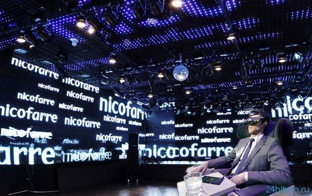 В Японии тестируется система видеотрансляций с 360-градусным охватом