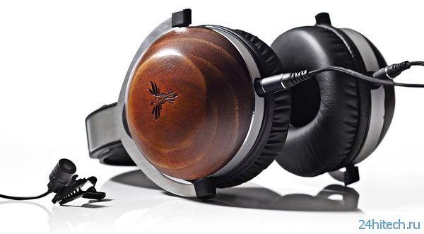В наушниках Feenix Aria используются 50-миллиметровые излучатели