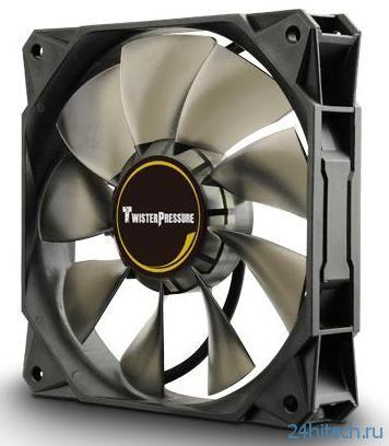 Вентилятор Enermax Twister Pressure с высоким статическим давлением