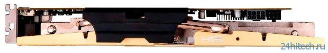 Видеокарта HIS Radeon R9 290 IceQ X2 с эффективным охлаждением