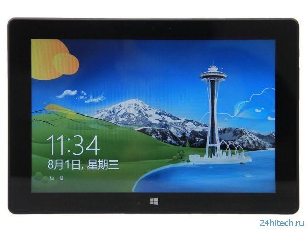ViewSonic ViewPad 10i — планшет с Windows и Android