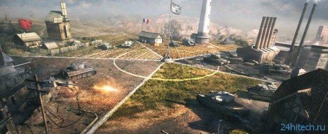 World of Tanks обновилась до версии 8.11