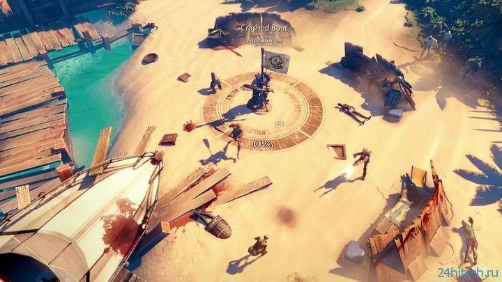 Закрытый тест Dead Island: Epidemic уже не за горами