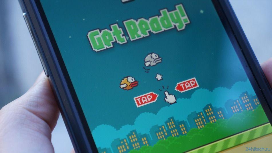 #видео дня|Китайский робот легко побьёт все ваши рекорды в игре Flappy Bird
