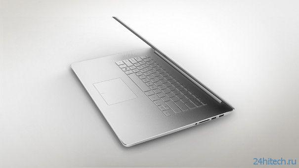 ASUS оснастит ультрабук Zenbook NX500 дисплеем формата 4K