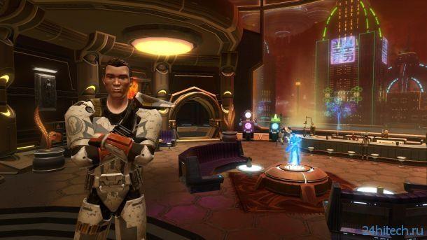 Анонсировано дополнение Galactic Strongholds к Star Wars: The Old Republic