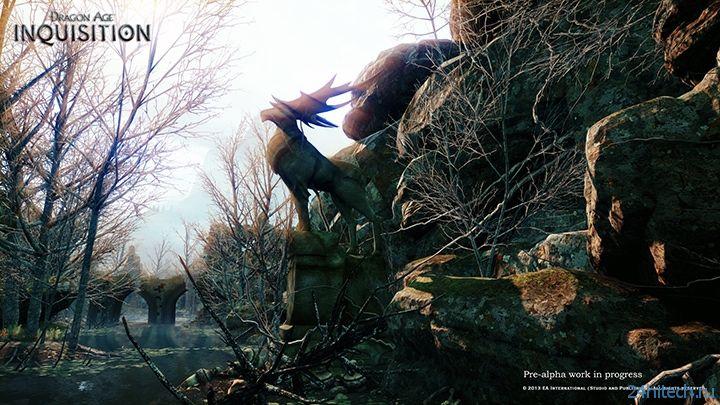 BioWare продемонстрировала мир Dragon Age: Inquisition в новом трейлере