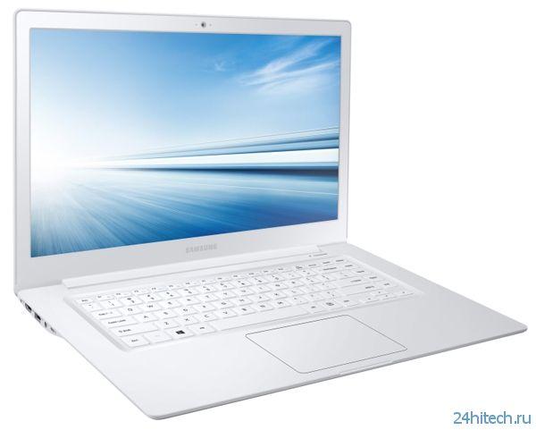 CeBIT 2014: Samsung представила премиум-ультрабук ATIV Book 9 Style