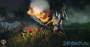 Дебютный трейлер Skyforge — новой MMORPG от создателей «Аллодов Онлайн»