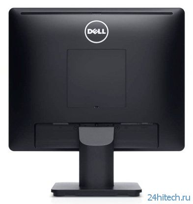 Dell E1715S – новый «квадратный» монитор для офиса