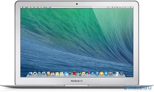 Digitimes: Apple выпустит в этом году MacBook Air с Retina-дисплеем