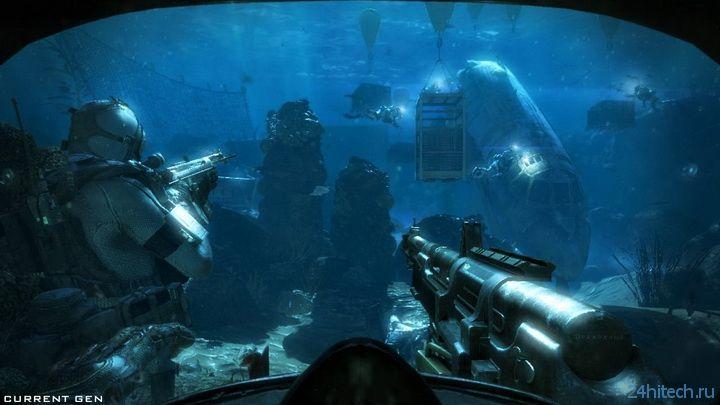 Дополнение Devastation к Call of Duty: Ghosts выйдет 3 апреля