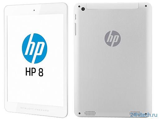 HP 8 1401: недорогой планшет под управлением Android