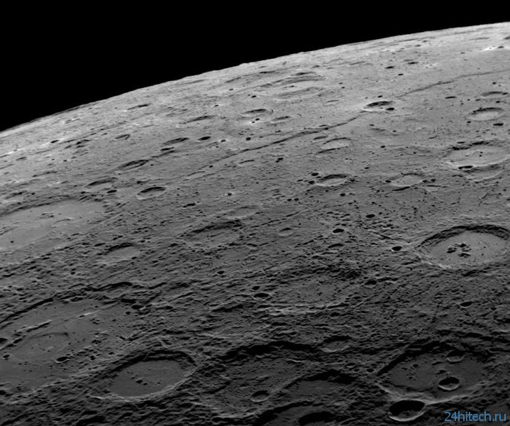 Меркурий потерял в своём диаметре около 14 км