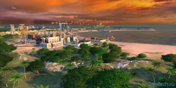 Начался прием заявок на бета-тестирование Tropico 5