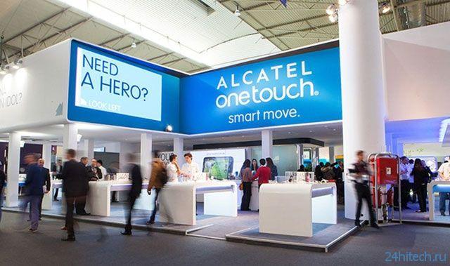 Новинки Alcatel OneTouch, представленные на MWC 2014