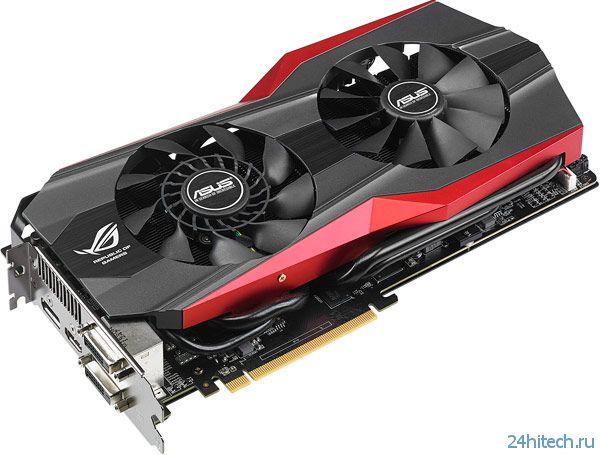 Опубликованы изображения 3D-карты Asus Radeon R9 290X Matrix