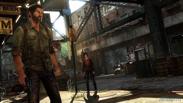 PS4-версия The Last of Us может выйти этим летом