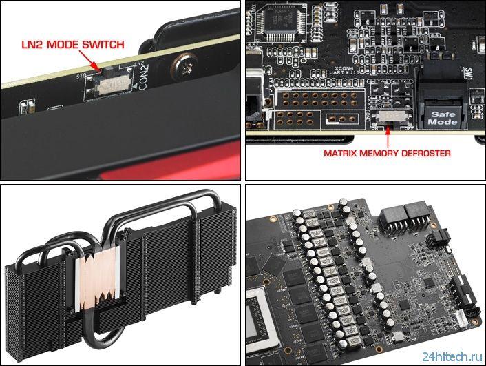 Первое знакомство с видеокартой ASUS ROG MATRIX GTX 780 Ti