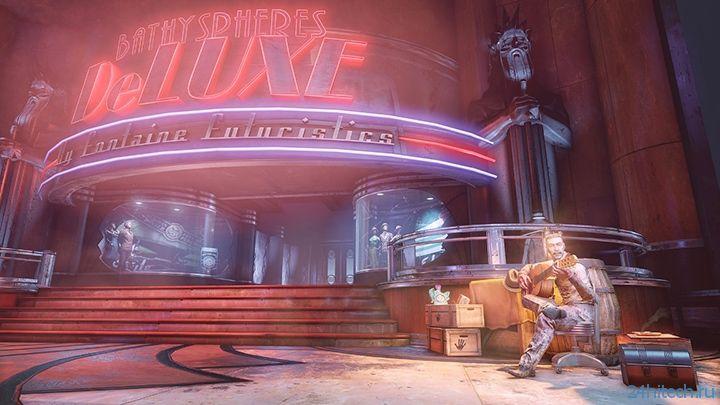 Первые оценки и релизный трейлер BioShock Infinite: Burial at Sea — Episode Two