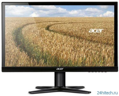 Представлен монитор Acer G237HLbmi с 23-дюймовым IPS-экраном