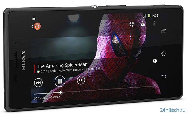 Представлен стильный и тонкий смартфон Sony Xperia M2