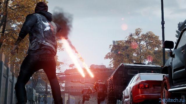 Продолжение inFamous: Second Son может пойти по стопам серии Assassin's Creed