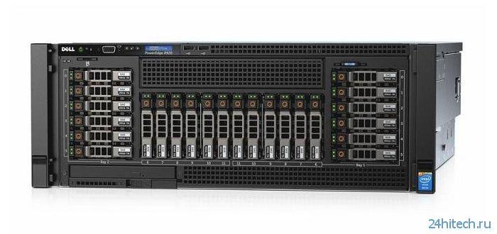 Samsung и Dell начали поставки первых в отрасли накопителей NVMe PCIe SSD