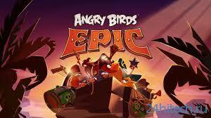 Следующая игра серии Angry Birds станет пошаговой RPG