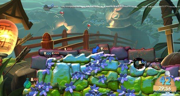 Создатели Worms анонсировали новую игру Flockers